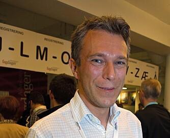 Petar Sekulic startet nylig i sitt gamle firma, Andenæs Aaløkken Veum. Foto: Advokatbladet