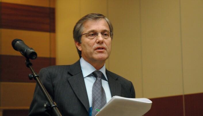 Advokat Thomas Smedsvig er styreleder i Tilsynsrådet for advokatvirksomhet. Rådet har lever et 75 sider langt høringssvar.