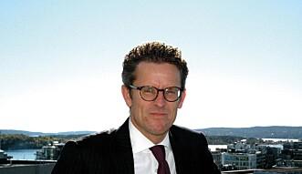 Partner Stephan L. Jervell har vært styreleder i Wiersholm siden våren 2016, og sittet i firmaets styre i totalt elleve år. Foto: Advokatbladet
