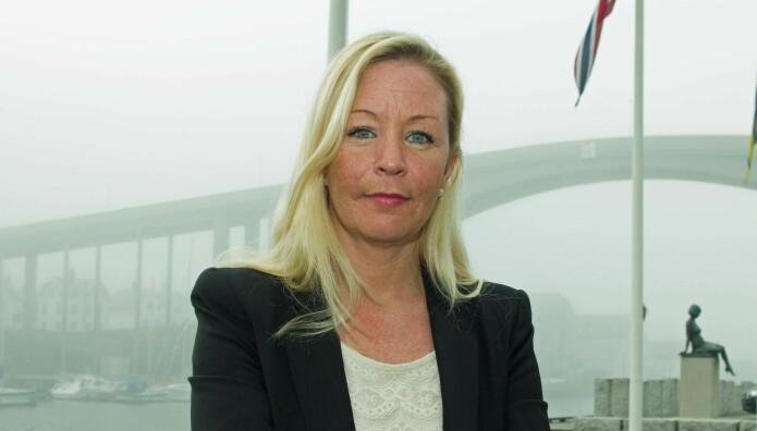 Advokat Rikke Arnesen i advokatfirmaet Furuholmen Dietrichson.