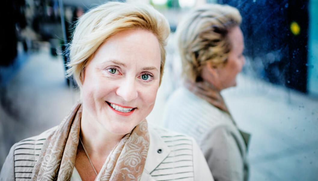 Etter fjorten år som forsker ved Universitetet i Oslo, er Helga Aune tilbake som advokat. – Jeg stod på en slette, var 45 år gammel. Skulle jeg gjøre noe annet, måtte jeg gjøre det ganske fort, sier hun.