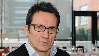 Morten Kinander ledet Skatterådgiverutvalget.