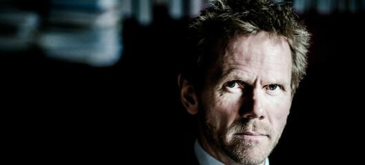 Fredrik Sejersted ny regjeringsadvokat: Sejerherren