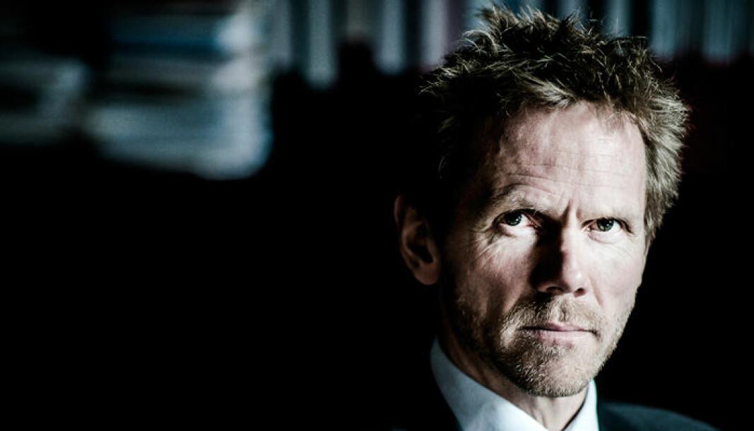 Landets nye regjeringsadvokat, Fredrik Sejersted, ønsker å representere samfunnets felles interesser i en tid hvor individuelle interesser står sterkt. Han ser også fram til å prosedere de viktigste sakene selv.