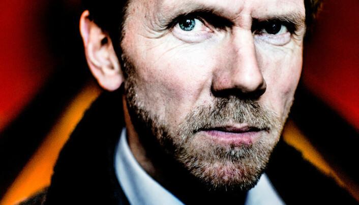 Regjeringsadvokat Fredrik Sejersted. Foto: Henrik Evertsson
