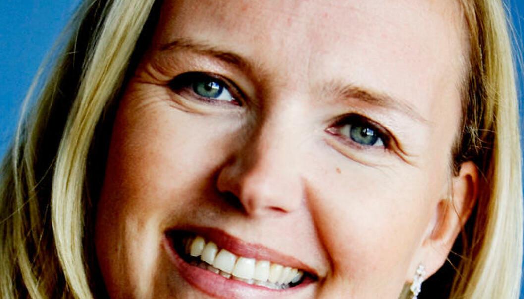 Vibeke Holth. Foto: Kapital
