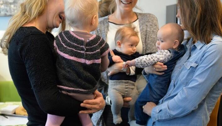 - Meningen er å bli kjent med nye mennesker og knytte nye nettverk, sier initiativtaker Tina Storsletten Nordstrøm.