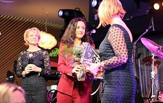 Mageli vant årets talentpris