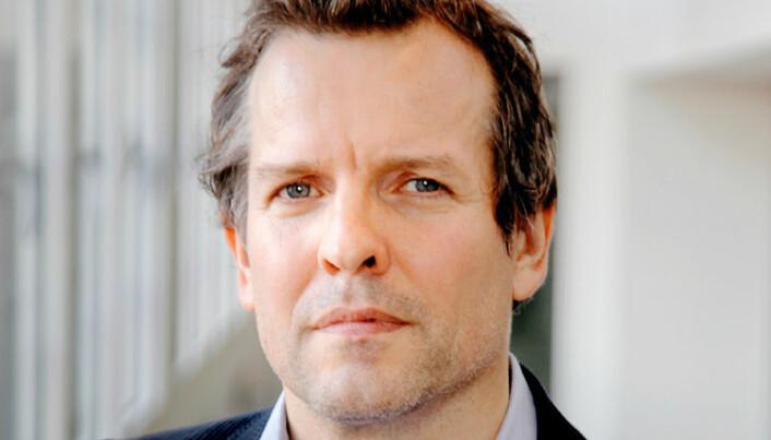 - Folk aksepterer at leger tjener mye, sier Karl Fredrik Tangen. Foto: Privat