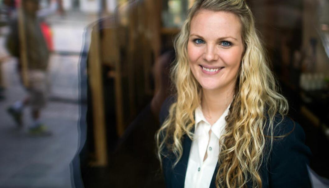 - Mange unge jobber alt for mye, har for lite fritid, og tør ikke å gi beskjed, sier Anette Røsæther.