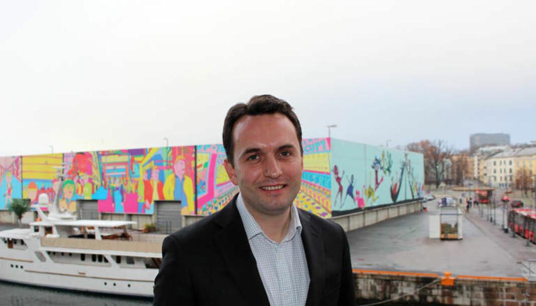 Stian Berger Røsland har lang erfaring fra oslopolitikken, og er i dag partner i Selmers eiendomsavdeling.