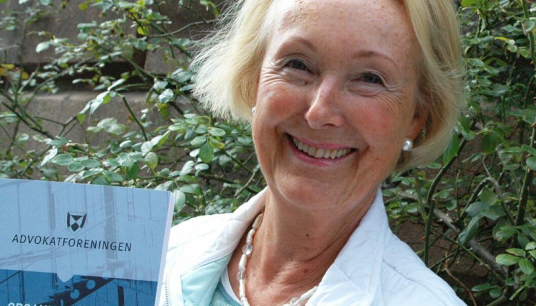 Elisabeth Wille har lang fartstid som advokat i privat praksis og fra Advokatforeningen.