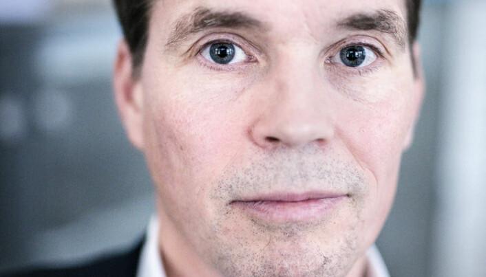 Marius Dietrichson vil ha et gjensidig forhandlingsregime om salærfastsettelsen.