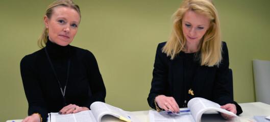 De skal sortere sytti høringssvar om ny advokatlov
