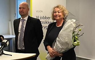 Toril Øie ny justitiarius