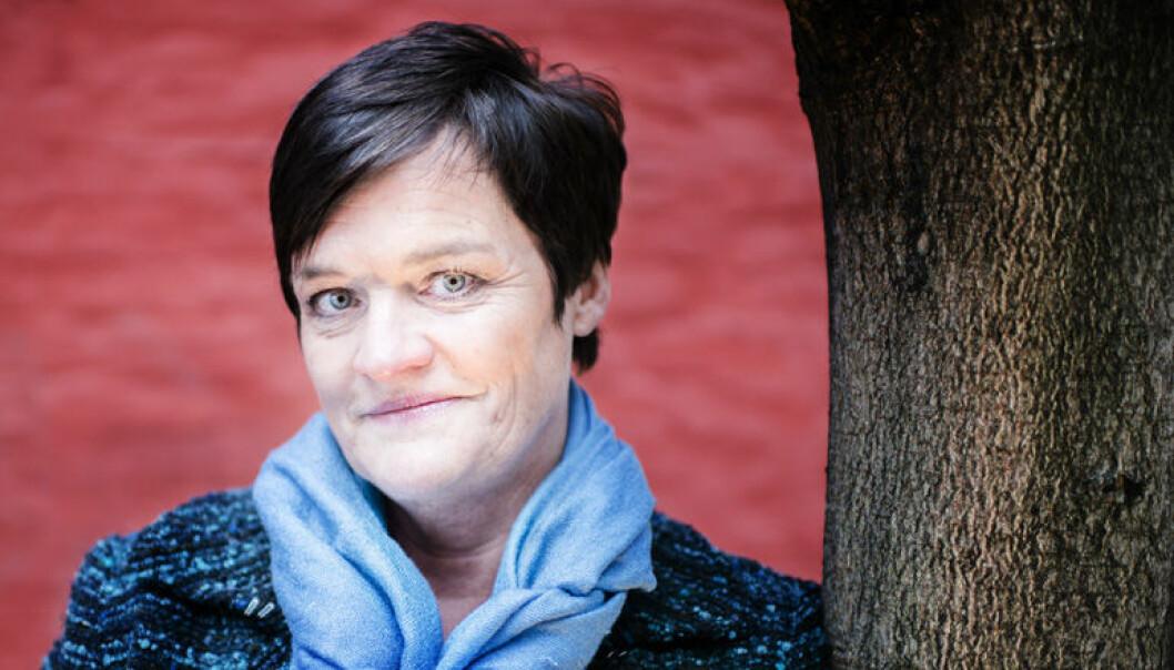 Mette Yvonne Larsen er en av flere kjente advokater som ønsker å bli fast forsvarer i Høyesterett. Foto: Henrik Evertsson