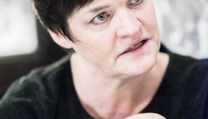Mette Yvonne Larsen var ferdig advokat i 1996 og startet egen praksis allerede året etter 1997.