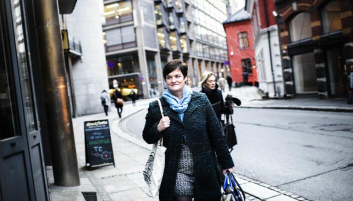 Mette Yvonne Larsen er fast forsvarer for Oslo tingrett og Borgarting lagmannsrett, og har møterett for Høyesterett.