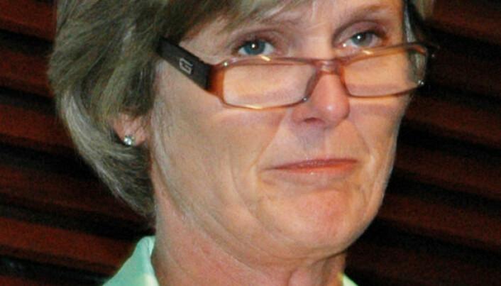 Advokat Trine Buttingsrud Mathiesen sitter i KK-utvalget.