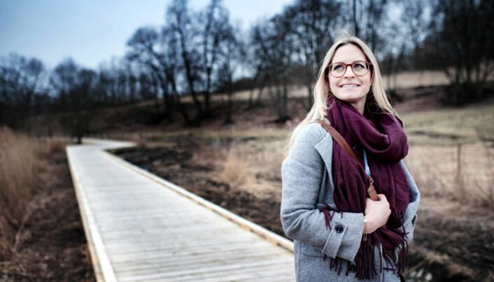 <html><head></head><body> Live Wilhelmsen Lindholm regnes som et av de største talentene innenfor offentlige anskaffelser. Her fotografert våren 2016 i forbindelse med et portrettintervju i Advokatbladet. Arkivfoto: Henrik Evertsson</body></html>