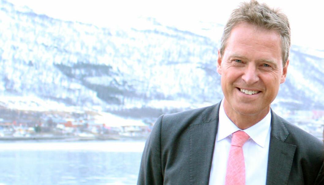 Jens Johan Hjort var ordfører i Tromsø for Høyre fra 2011 til 2015. Foto: Henrik Skjevestad