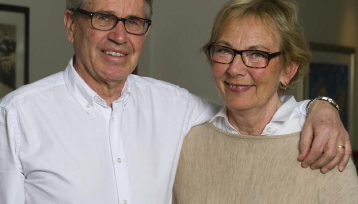 I snart 47 år har Erik og Anne vært gift.