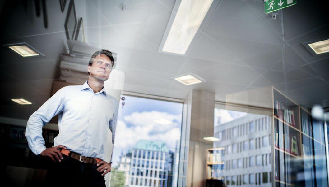 - En velfungerende rettsstat avverger uønskede hendelser, sier leder av Advokatforeningen, Jens Johan Hjort.