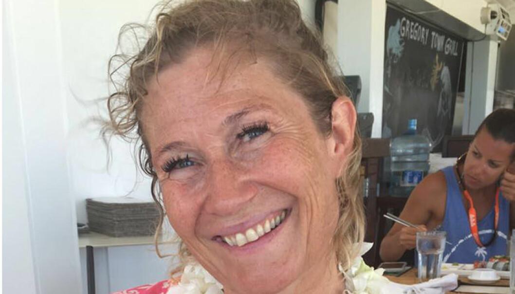 Anne Sofie Bjørkholt bruker gjerne ferien til å lese - og å skrive selv. På jobb har hun blant annet latt seg inspirere av debatten om hvordan advokatbransjen kan få økt andelen kvinnelige partnere. Foto: Privat
