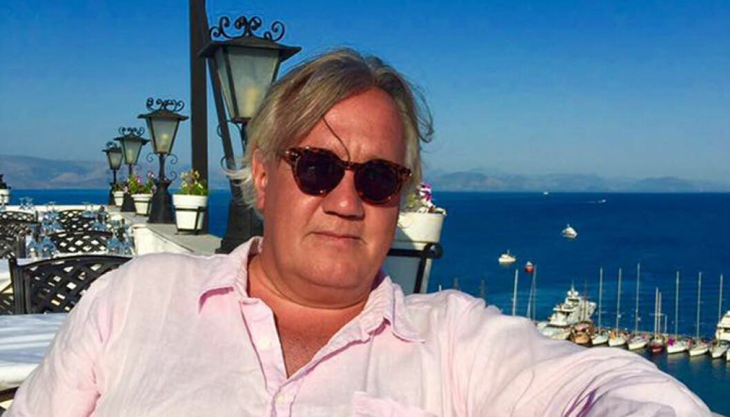 Tross sterke inntrykk fra Lesvos, utelukker ikke Kim Gerdts andre deler av Hellas som reisemål. I år går ferieturen til Korfu. Foto: Privat