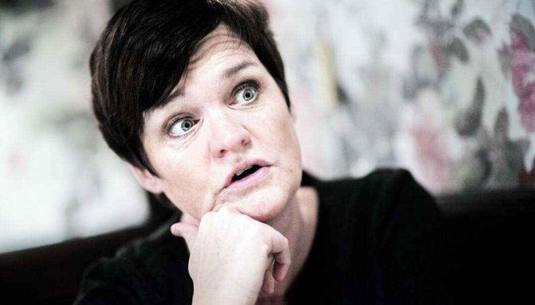Advokat Mette Yvonne Larsen er kritisk til Hålogaland lagmannsrett sin avgjørelse.