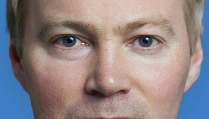 Lars Erik Gåseide Røsås.
