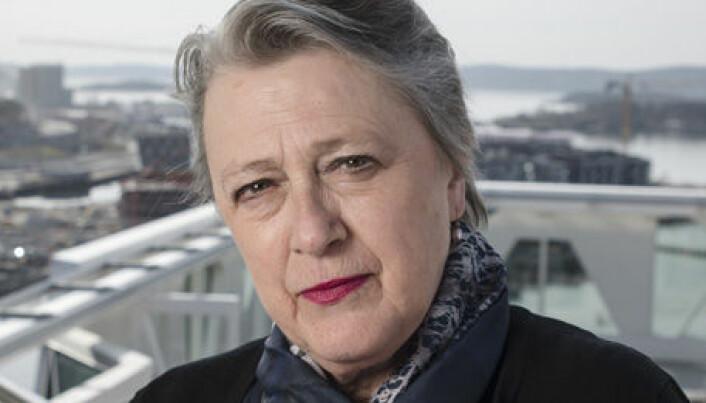 Berit Reiss-Andersen om ledervalget: - Nå må gutta ta seg sammen