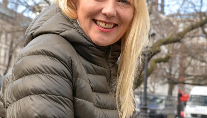 Marte Svarstad Brodtkorp.