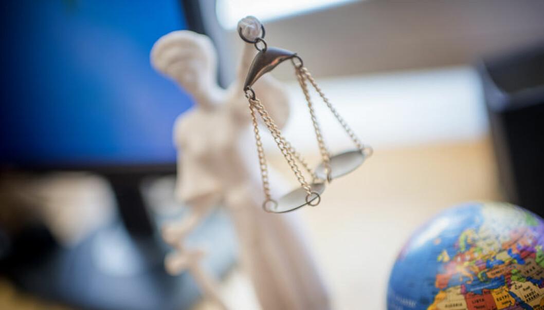 Drøye seks prosent av alle landets advokater ble i fjor klaget inn for disiplinærsystemet. Illustrasjonsfoto.