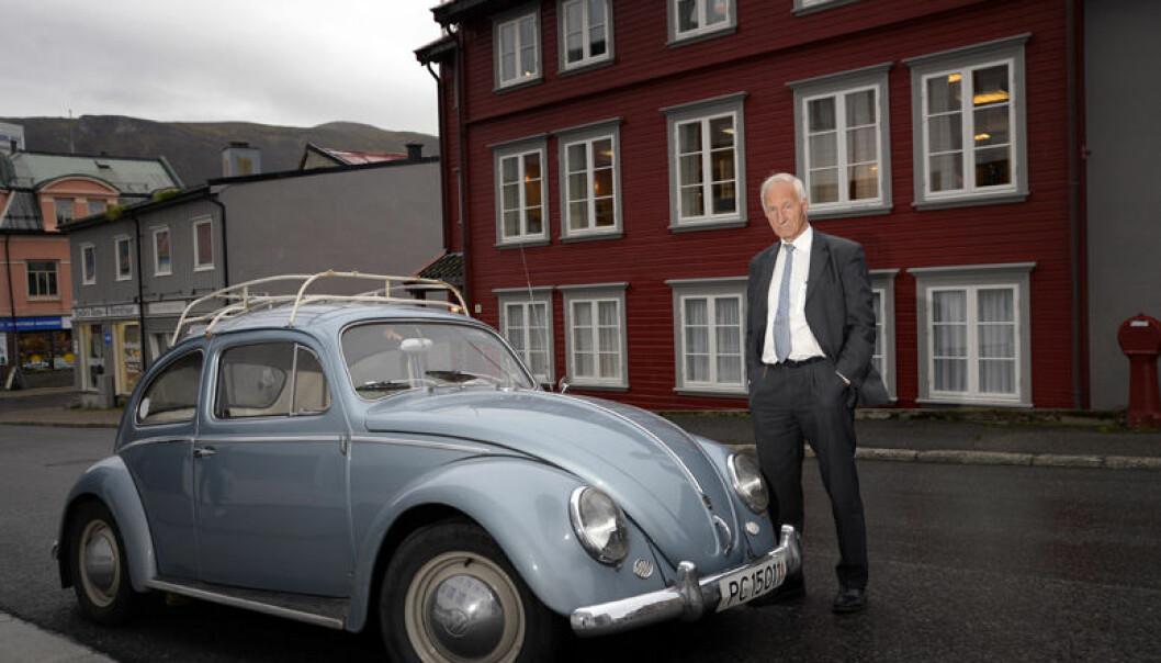 – Helst skulle vi ikke hatt minstestraffer i det hele tatt. Da hadde dommerne hatt mulighet til å sette straff ut fra det Høyesterett gir anvisning om. sier Gunnar Nerdrum.