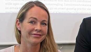 Lena Drønnesund har tidligere ledet Eiendomsmeglingsgruppen i Advokatforeningen.