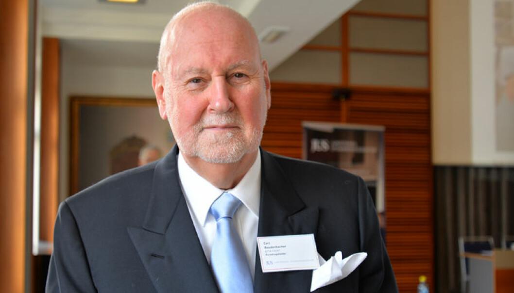 Temaet for det godt besøkte kurset med EFTA-domstolens leder Carl Baudenbacher, var dagens trender i domstolens rettspraksis.