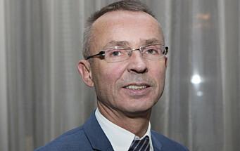 Sven Marius Urke venter på at Justisdepartementet skal sende DAs forslag på høring.