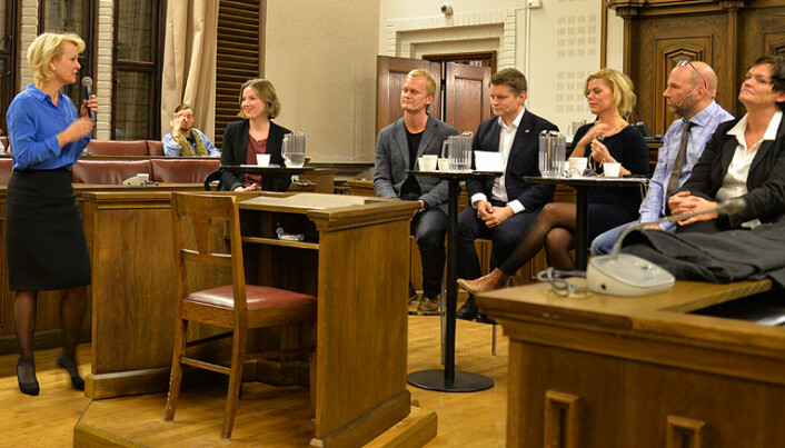 Etter suksess i Arendal og Bergen, settes Advokatforeningens rollespill den 19.januar opp i Oslo tingrett.
