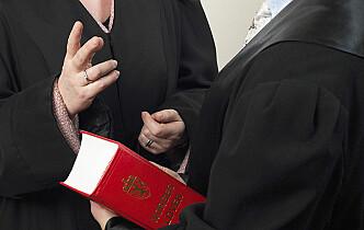 15 advokater felt i totalt 116 disiplinærsaker