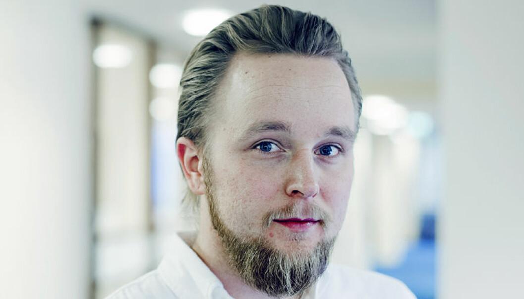 Tidligere Finansavisen-journalist Erlend Wessel Carlsen er Advokatbladets nye kommentator.