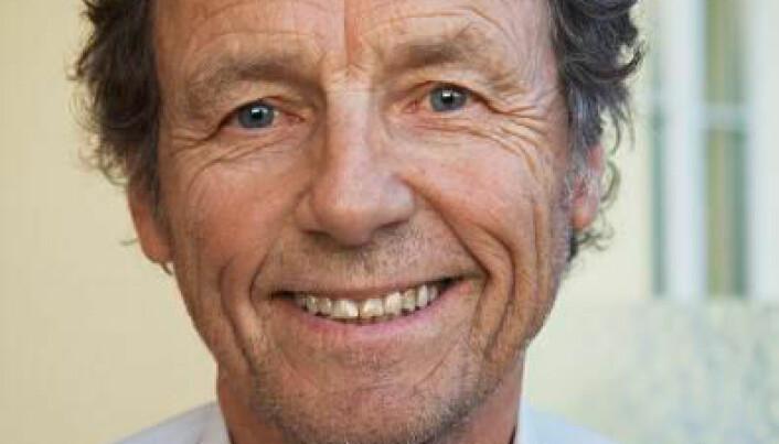 Psykolog Sverre Asmervik.