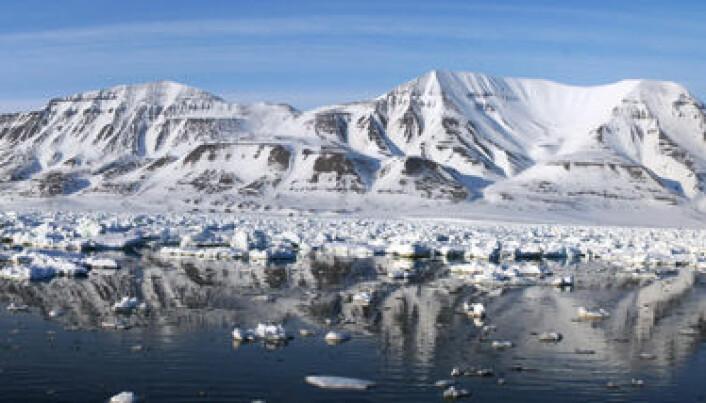 Svalbard og klimaspørsmål er viktig for Sven Ole Fagernæs. Her fra Adventfjorden, en sidefjord til Isfjorden ved Longyearbyeh. Foto: Erlend Bjørtvedt, Wikimedia Commons