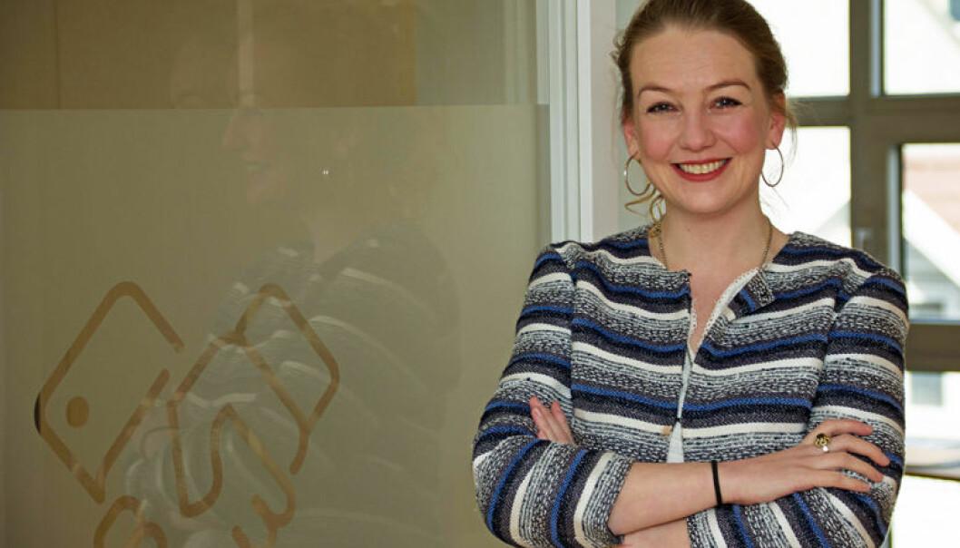 Silje Christine Hellesen i Eurojuris er kretsleder i Haugesund krets.