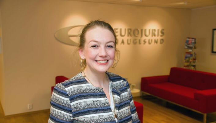 Silje Christine Hellesen i Eurojuris er kretsleder i Haugesund