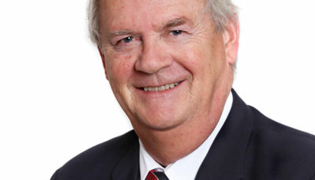 Jens Richard Andersen er advokat i Advokatfirmaet Interjuris i Kristiansand. Foto: Privat