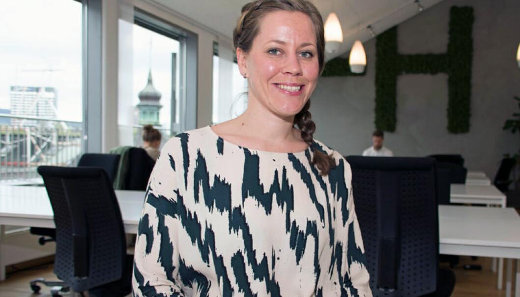 Merete Nygaard har ansatt teknisk sjef og driver jussteknologifirmaet Lawbotics og sitt eget advokatfirma Nygaard.law som bigeskjeft.