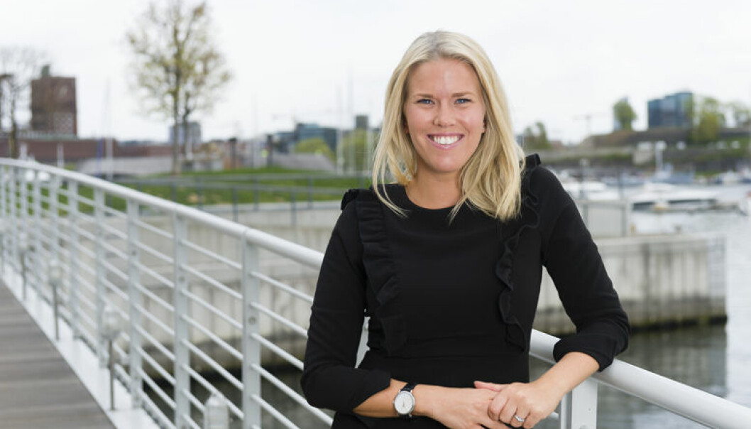 Ylva B. Gjesdahl Petersen trekkes frem i ny kåring.