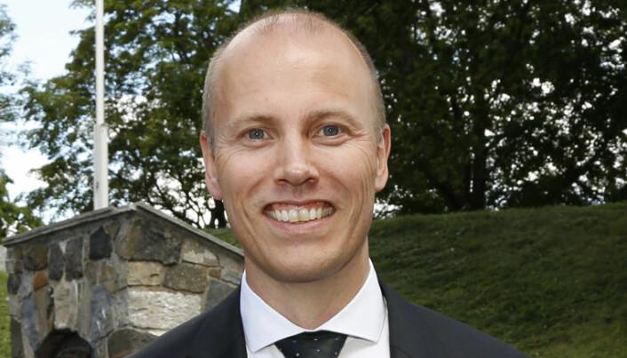 Arild Dyngeland ledet aksjonsutvalget som jobbet for økt salærsats i forkant av rettshjelpsaksjonen i 2015. Foto: Eivor Eriksen