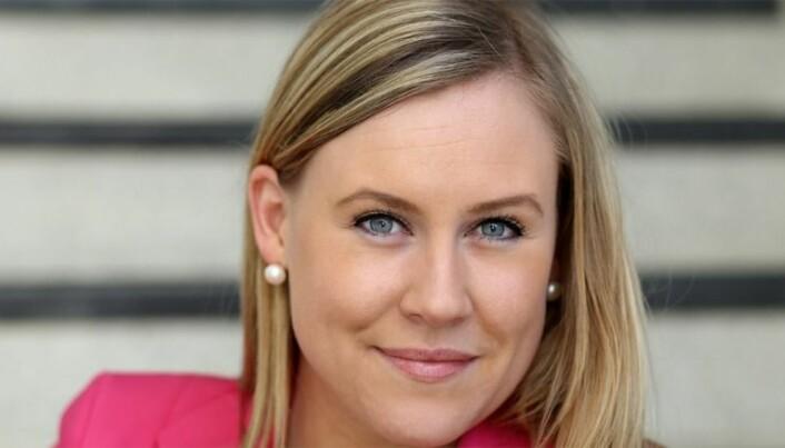 Lene Vågslid (Ap) er leder av Stortingets justiskomité.